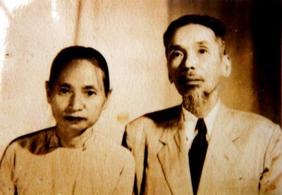 Phan Khoi- Vo chong